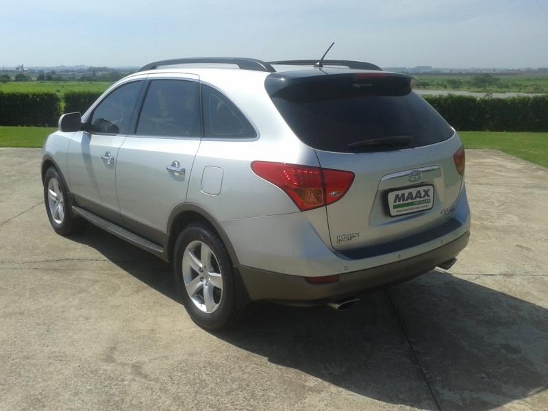 HYUNDAI VERA CRUZ 3.8 V6 GASOLINA 4WD AUTOMÁTICO