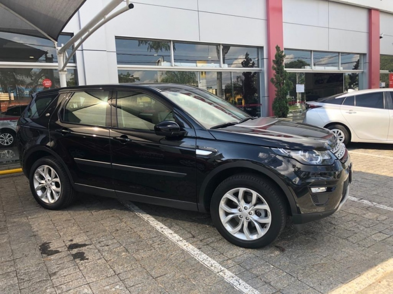 LAND ROVER DISCOVERY SPORT 2.2 16V SD4 TURBO DIESEL HSE 4P AUTOMATICO