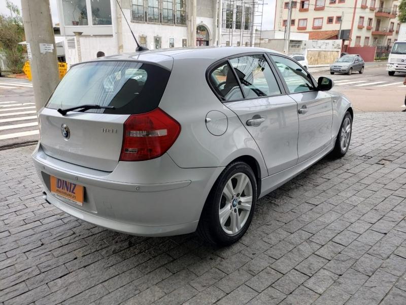 BMW 118I 2.0 UE71 16V GASOLINA 4P AUTOMATICO