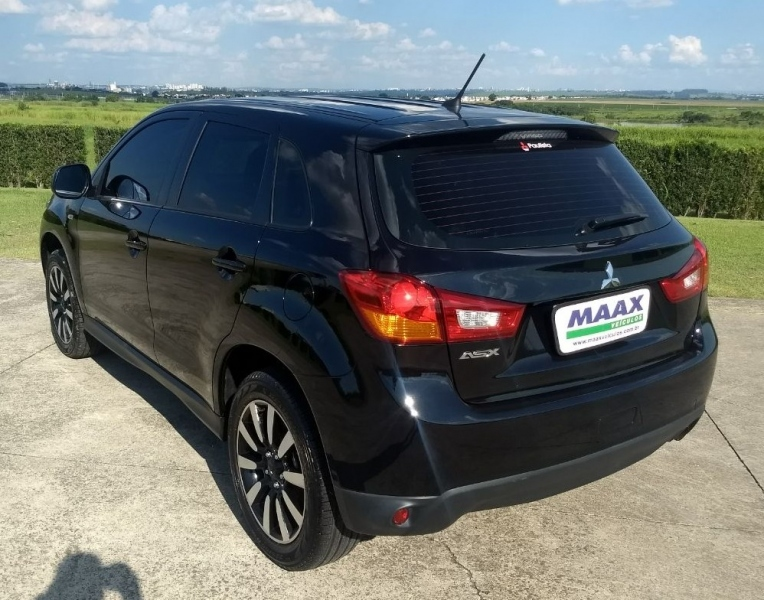 MITSUBISHI ASX 2.0 4X2 16V FLEX 4P MANUAL