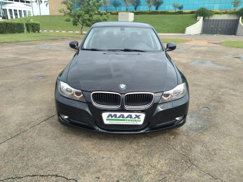 BMW 320I 2.0 JOY 16V GASOLINA 4P AUTOMATICO