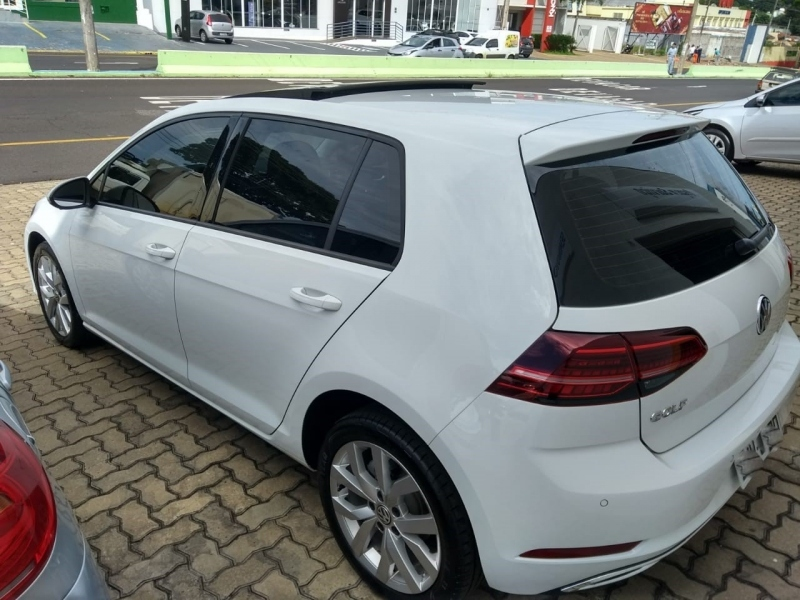 VOLKSWAGEN GOLF 1.4 250 TSI TOTAL FLEX HIGHLINE TIPTRONIC