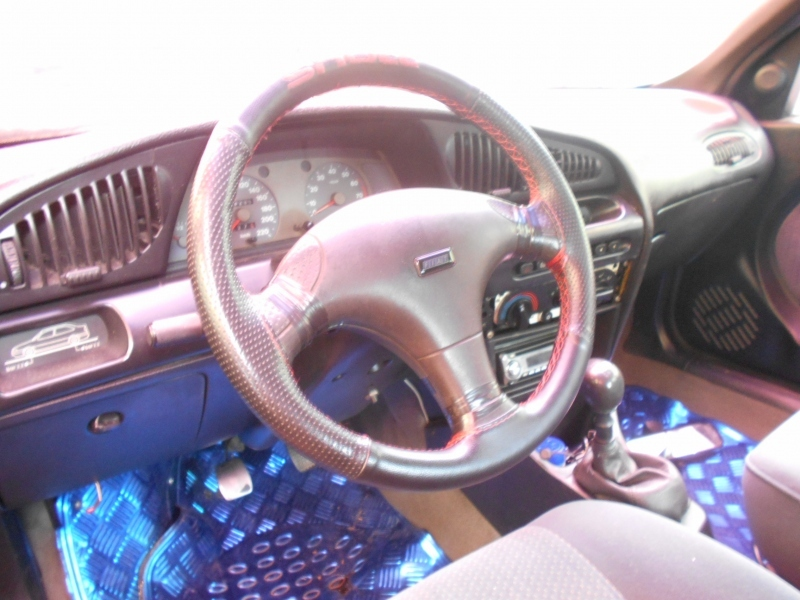 FIAT TEMPRA 2.0 IE 8V GASOLINA 2P MANUAL