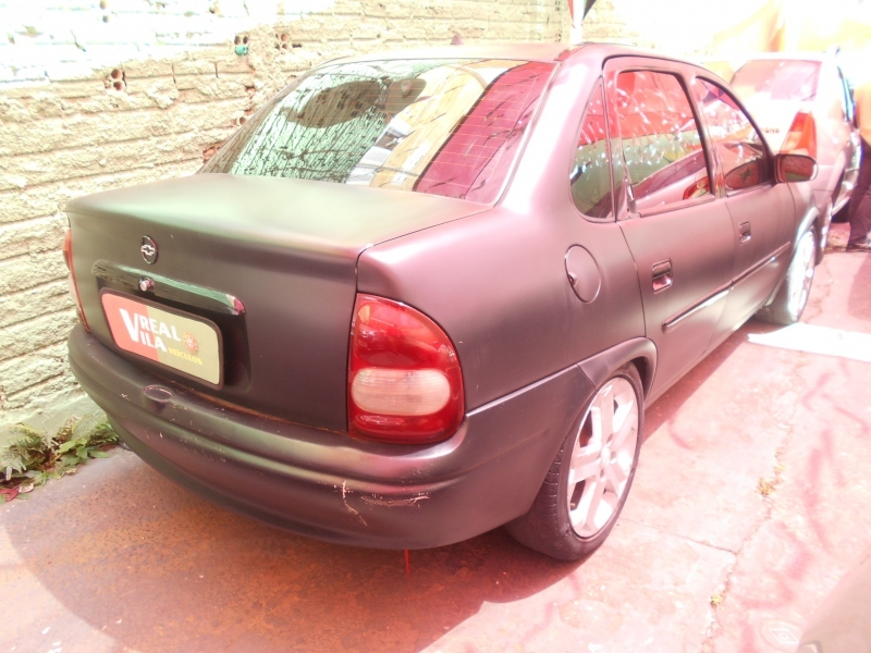 CHEVROLET CORSA SEDAN GLS 1.6 MPFI