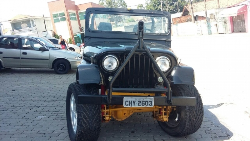 FORD JEEP 2.6 6 CILINDROS 12V GASOLINA 2P MANUAL