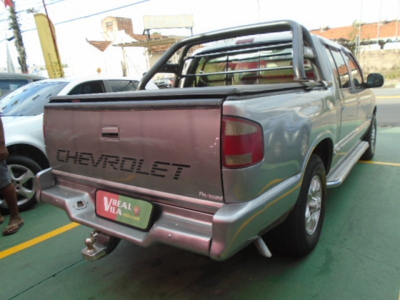 CHEVROLET S10 2.2 EFI STD 4X2 CD 8V GASOLINA 4P MANUAL