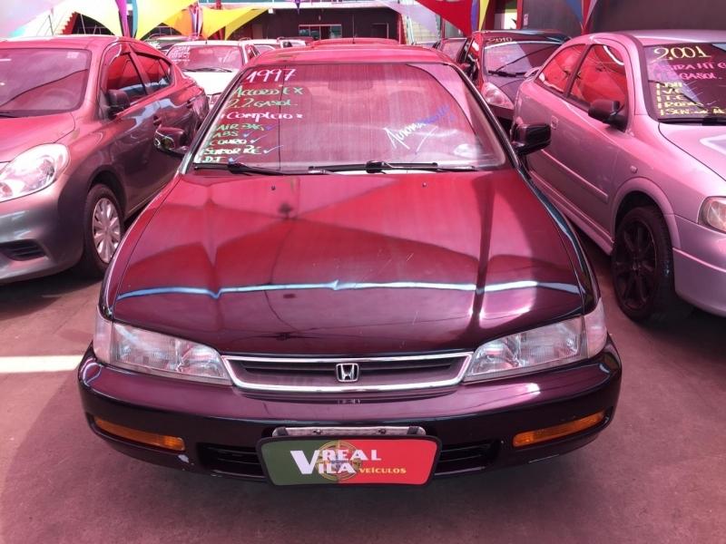 HONDA ACCORD 2.2 EX 16V GASOLINA 4P AUTOMATICO