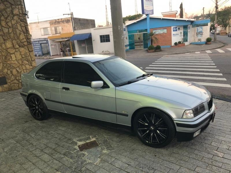 BMW 318TI 1.9 COMPACT TOP 16V GASOLINA 2P AUTOMATICO