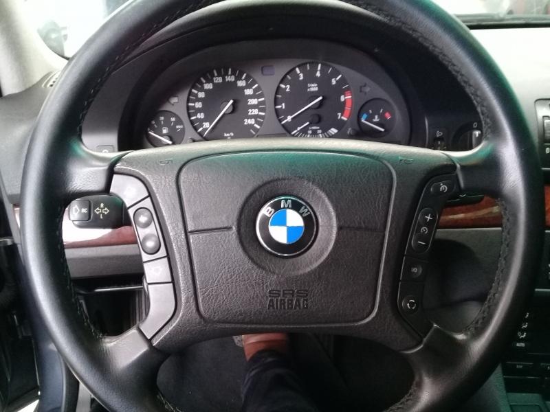 BMW 540I 4.4 SEDAN V8 32V GASOLINA 4P AUTOMATICO