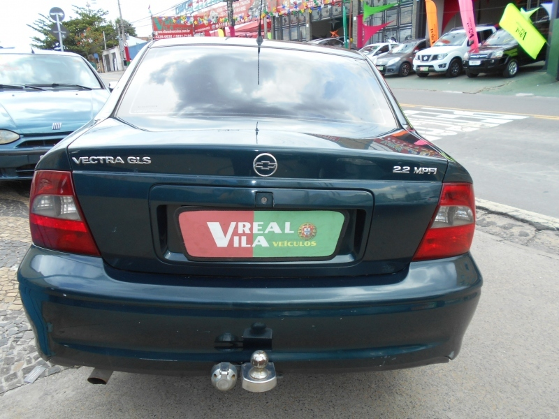 CHEVROLET VECTRA 2.2 MPFI GL 8V GASOLINA 4P MANUAL