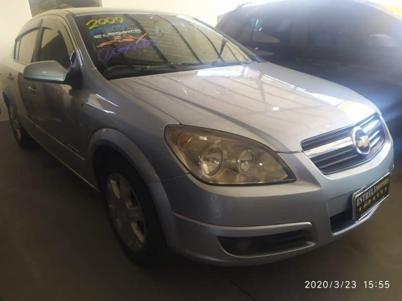 VECTRA2.0 MPFI ELEGANCE 8V 140CV FLEX 4P MANUAL