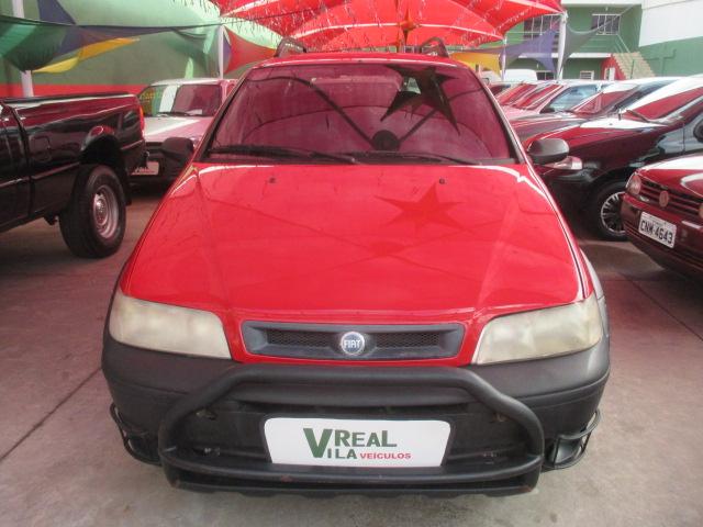 FIAT PALIO WEEKEND ADVENTURE 1.6 16V