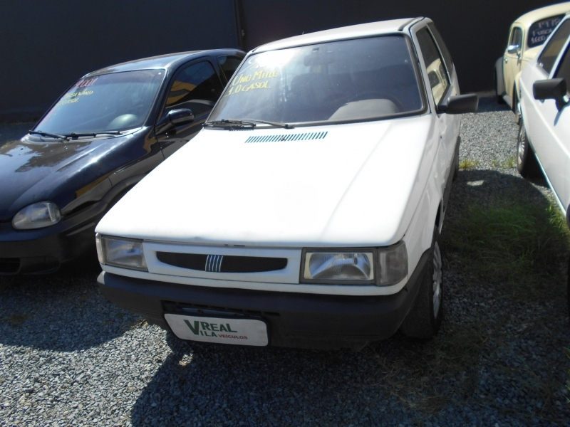 FIAT UNO 1.0 MPI MILLE SMART 8V GASOLINA 2P MANUAL