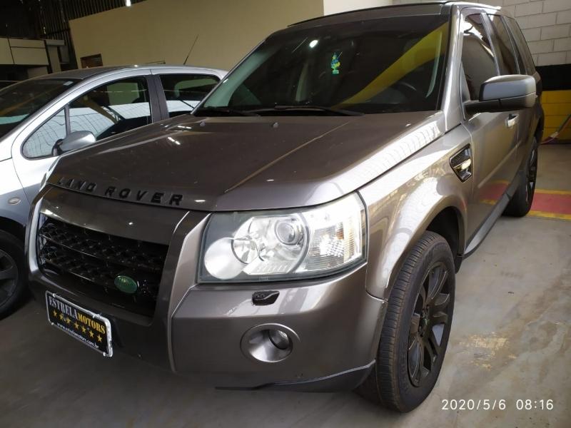 FREELANDER 23.2 HSE V6 24V GASOLINA 4P AUTOMATICO