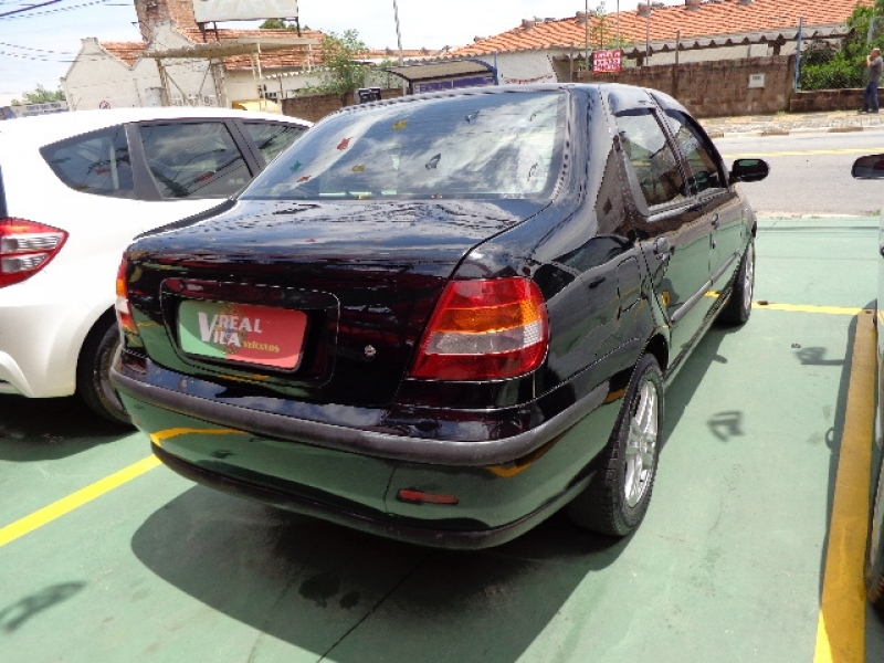 FIAT SIENA 1.3 MPI FIRE EX 8V GASOLINA 4P MANUAL
