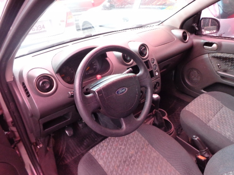 FORD FIESTA 1.6 MPI CLASS 8V GASOLINA 4P MANUAL