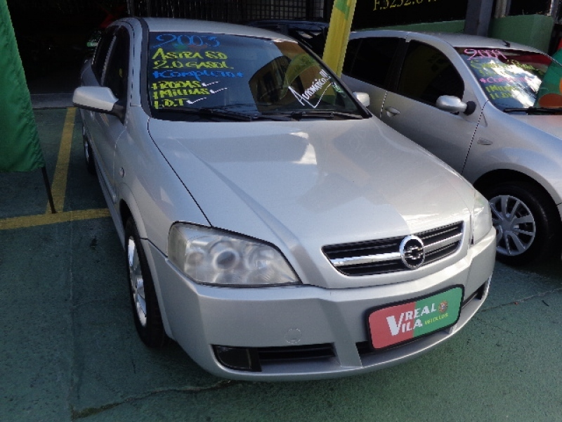CHEVROLET ASTRA SEDAN CD 2.0 8V AUT.