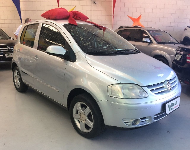 VOLKSWAGEN FOX PLUS 1.6 8V FLEX