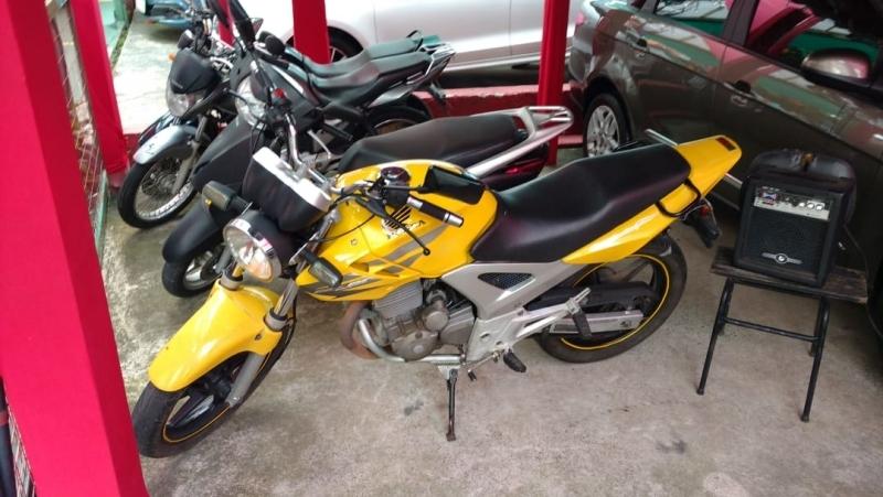 HONDA CBX 250 TWISTER CBX 250 TWISTER