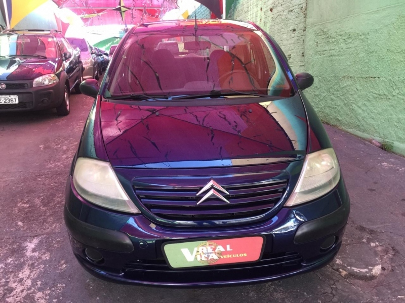 CITROEN C3 1.6 I EXCLUSIVE 16V GASOLINA 4P MANUAL