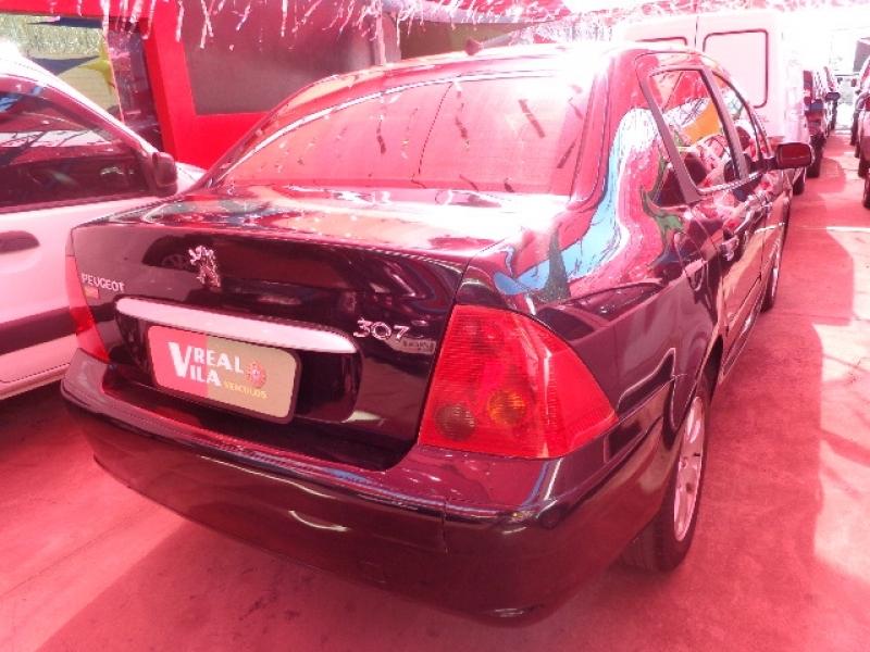 PEUGEOT 307 SEDAN FELINE 2.0 16V AUT.