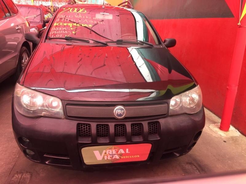 FIAT PALIO WEEKEND ADVENTURE 1.8 8V FLEX