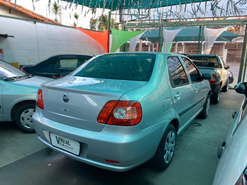 FIAT SIENA 1.0 MPI ELX 8V FLEX 4P MANUAL