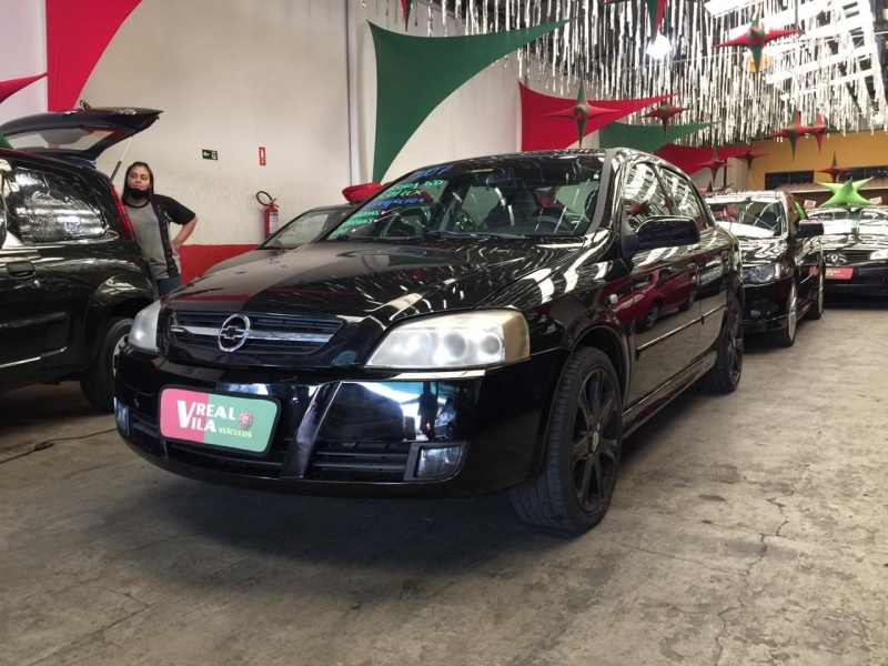 CHEVROLET ASTRA SEDAN ADVANTAGE 2.0 8V FLEXPOWER