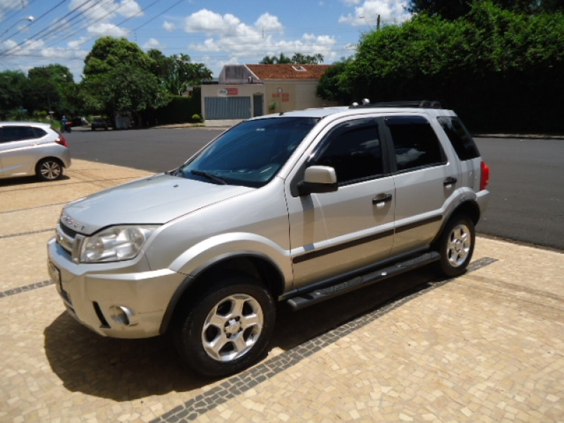 FORD ECOSPORT 1.6 XLS 8V FLEX 4P MANUAL