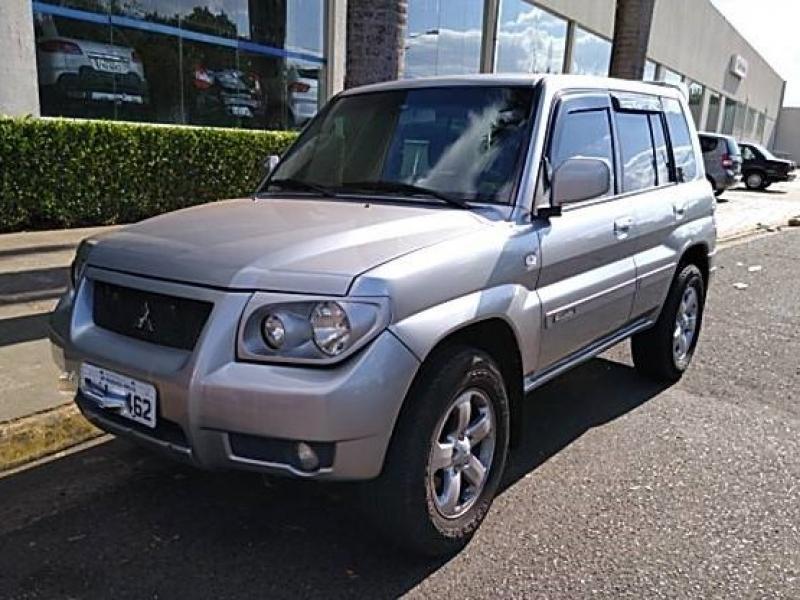 MITSUBISHI PAJERO TR4 2.0 4X2 16V GASOLINA 4P AUTOMATICO