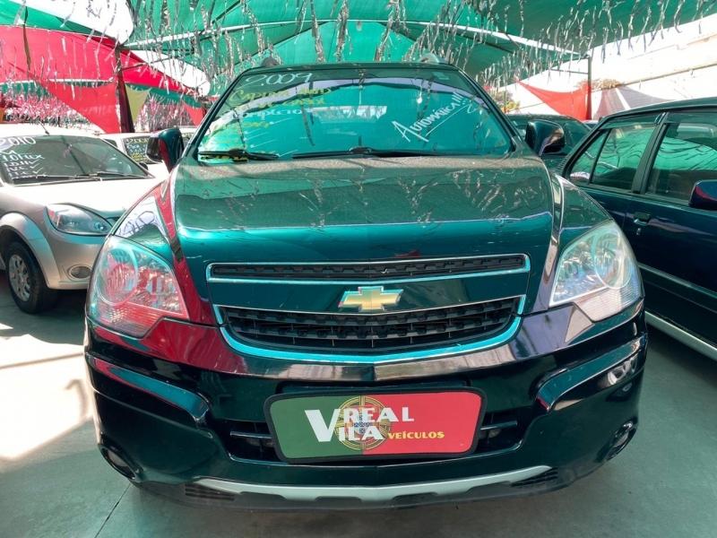 CHEVROLET CAPTIVA 3.6 SFI AWD V6 24V GASOLINA 4P AUTOMATICO
