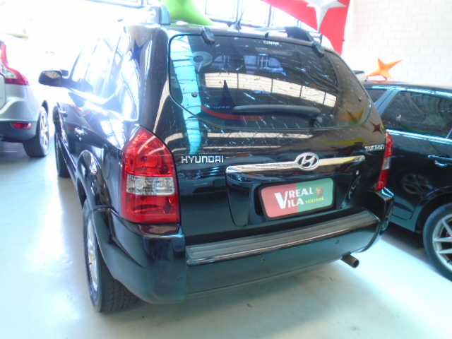 HYUNDAI TUCSON 2.0 MPFI GLS 16V 143CV 2WD GASOLINA 4P AUTOMATICO