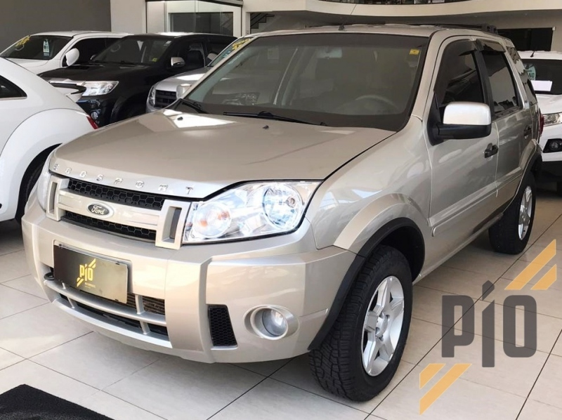 ECOSPORT2.0 XLT 16V GASOLINA 4P MANUAL