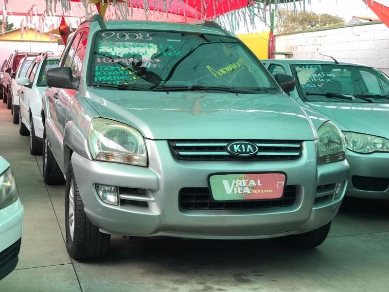 KIA SPORTAGE 2.0 LX 4X2 16V GASOLINA 4P AUTOMATICO