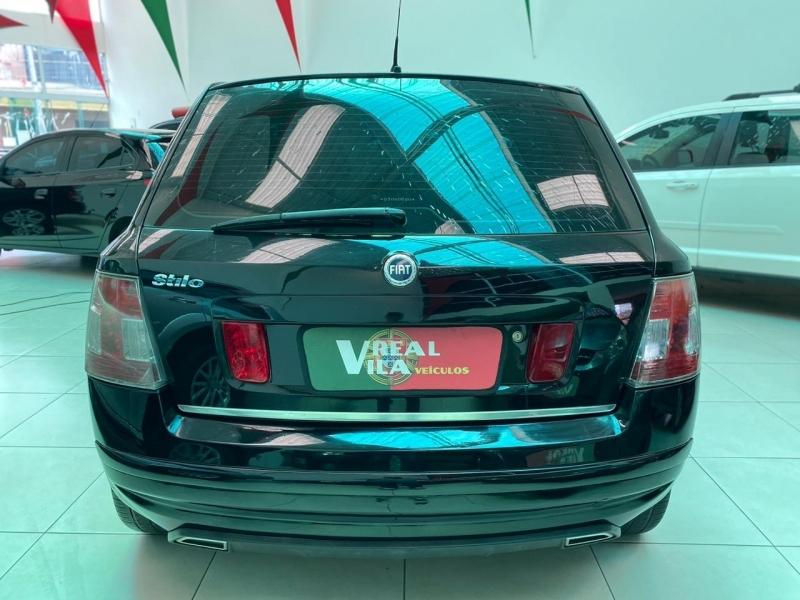 FIAT STILO 1.8 MPI 8V FLEX 4P AUTOMATIZADO