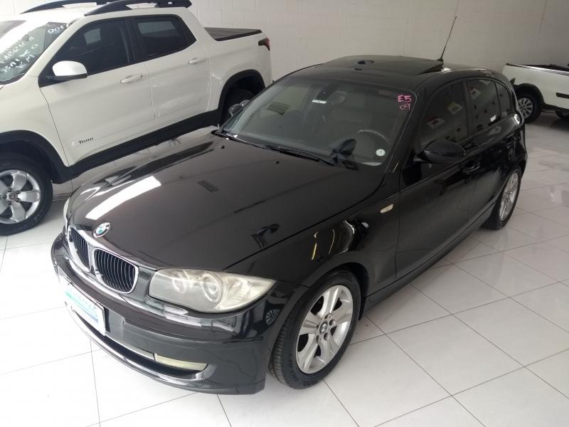 BMW 120I 2.0 HATCH 16V GASOLINA 2P AUTOMATICO