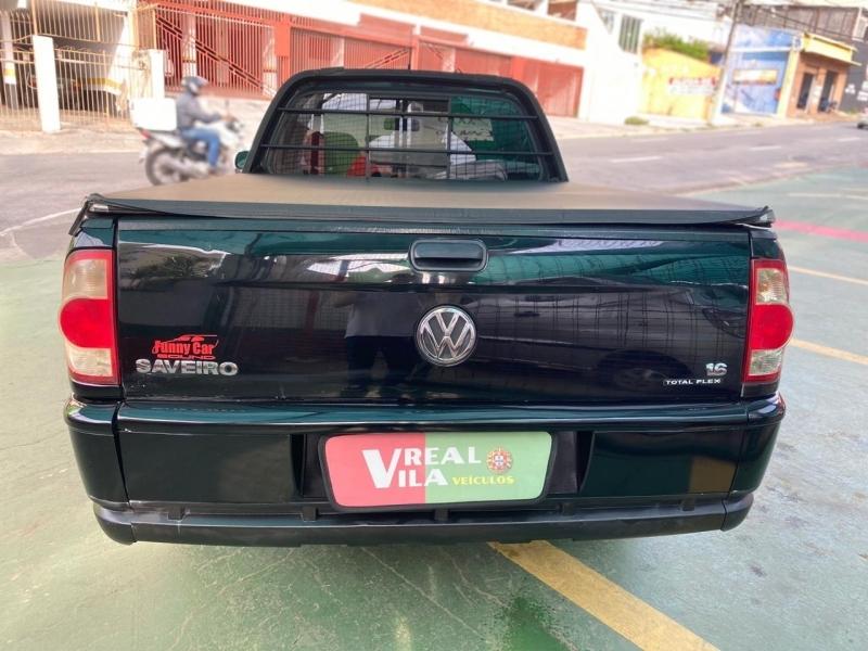 VOLKSWAGEN SAVEIRO 1.8 MI CITY CS 8V FLEX 2P MANUAL G.IV