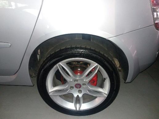 FIAT STILO 1.8 MPI SPORTING 8V FLEX 4P AUTOMATIZADO
