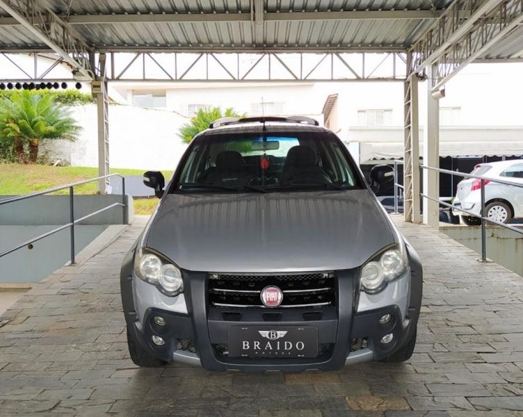 FIAT PALIO WEEKEND ADVENTURE LOCKER 1.8 16V FLEX