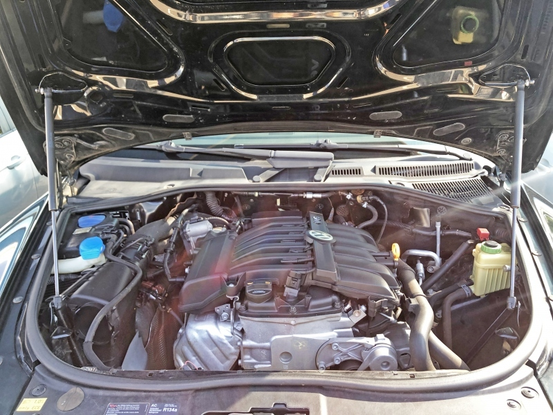 VOLKSWAGEN TOUAREG 3.6 FSI V6 24V GASOLINA 4P TIPTRONIC
