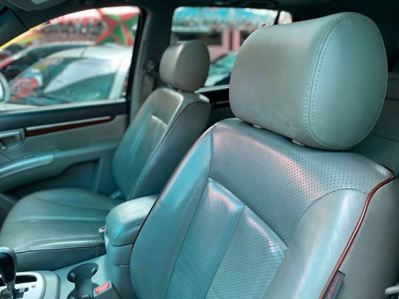 HYUNDAI SANTA FE 2.7 MPFI GLS 7 LUGARES V6 24V GASOLINA 4P AUTOMATICO