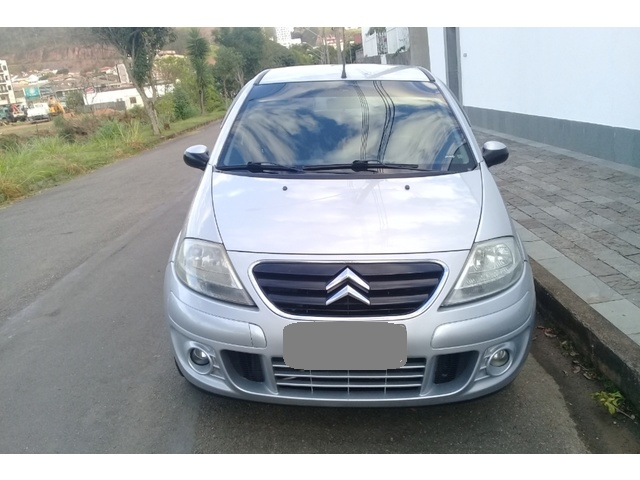 CITROEN C3 1.4 I EXCLUSIVE 8V FLEX 4P MANUAL