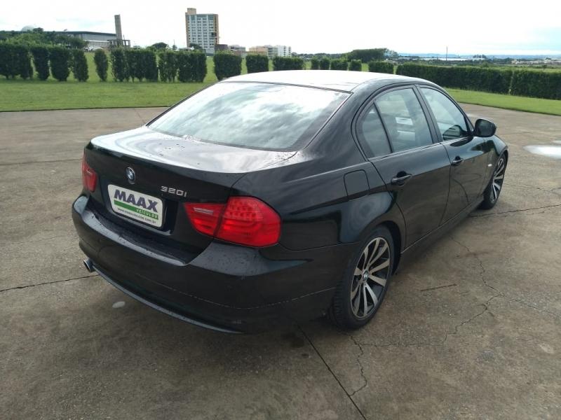 BMW 320I 2.0 TOP 16V GASOLINA 4P AUTOMATICO