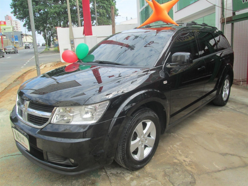 DODGE JOURNEY 2.7 SXT V6 GASOLINA 4P AUTOMATICO