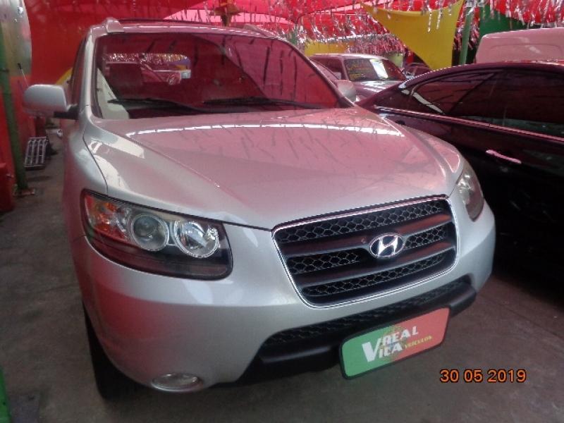 HYUNDAI SANTA FE 2.7 MPFI GLS V6 24V 200CV GASOLINA 4P AUTOMATICO