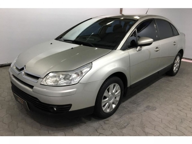 CITROEN C4 PALLAS EXCLUSIVE 2.0 16V(FLEX)(AUT.)