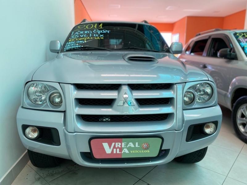 MITSUBISHI PAJERO SPORT 3.5 HPE 4X4 V6 24V FLEX 4P AUTOMATICO