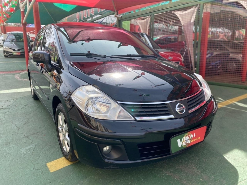 NISSAN TIIDA HATCH SL 1.8 16V-AT FLEX