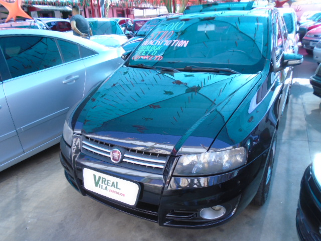 FIAT STILO 1.8 MPI BLACKMOTION 8V FLEX 4P AUTOMATIZADO