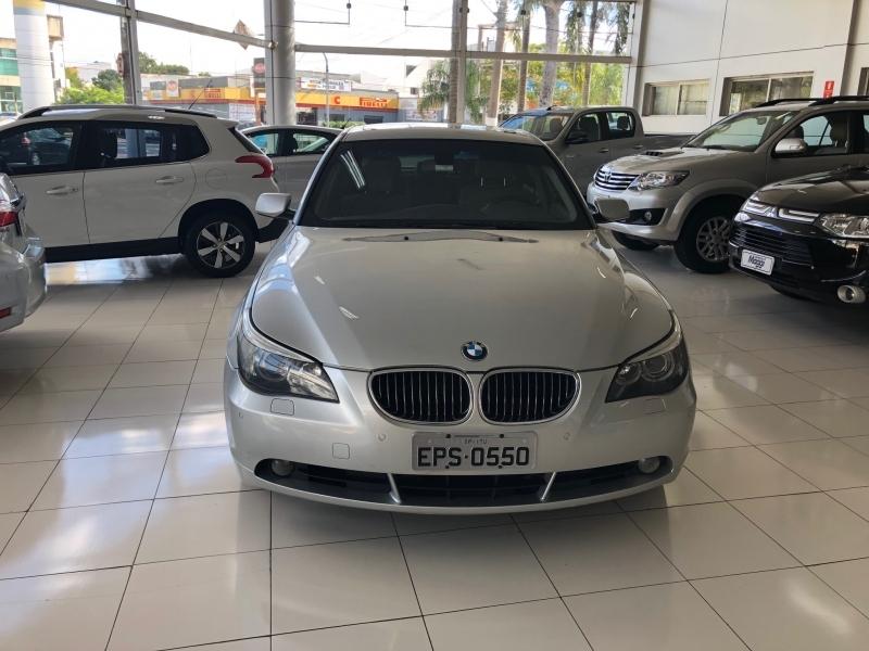 BMW 550I 4.8 SEDAN V8 32V GASOLINA 4P AUTOMATICO